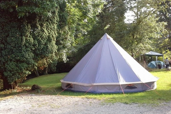 Moville Boutique Hostel Camping