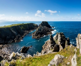 The Wild Atlantic Way in Beautiful Donegal